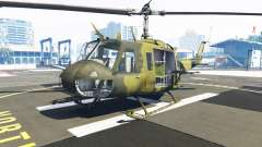 Bell UH-1D Huey Bundeswehr