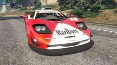 McLaren F1 GTR Longtail [Marlboro]
