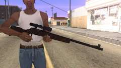Remington 700 HD para GTA San Andreas