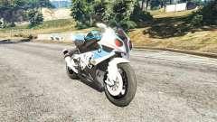 BMW HP4 para GTA 5