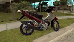 A Yamaha 125z para GTA San Andreas