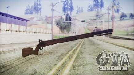 GTA 5 Musket v3 - Misterix 4 Weapons para GTA San Andreas