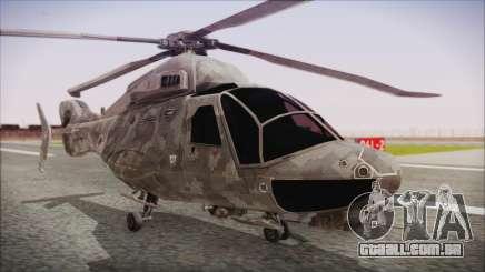 Tom Clancys Splinter Cell Blacklist Scout para GTA San Andreas