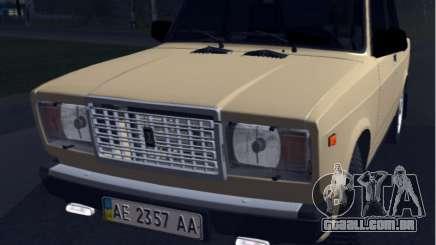 Ваз 21074 Bege Beleza para GTA San Andreas