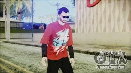 GTA Online Skin 27 para GTA San Andreas