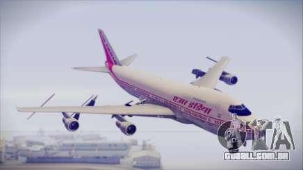 Boeing 747-237Bs Air India Emperor Shahjehan para GTA San Andreas