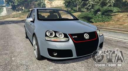 Volkswagen Golf Mk5 GTI 2006 para GTA 5