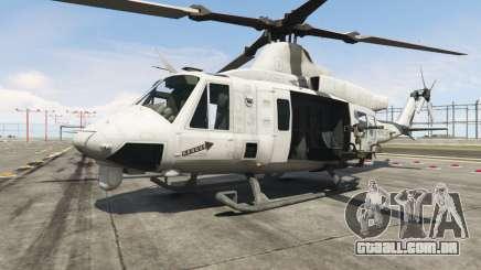 Bell UH-1Y Venom v1.1 para GTA 5
