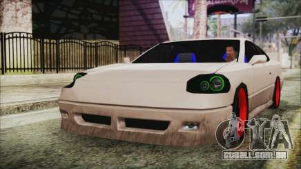 New Alpha Street para GTA San Andreas