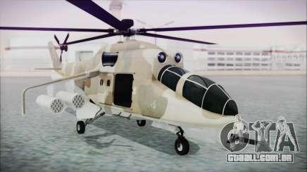GTA 5 Savage para GTA San Andreas