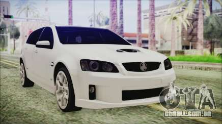 Holden Commodore VE Sportwagon 2012 para GTA San Andreas