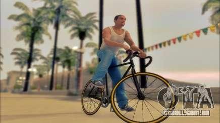 GTA V Fixter para GTA San Andreas