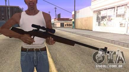 Remington 700 HD para GTA San Andreas