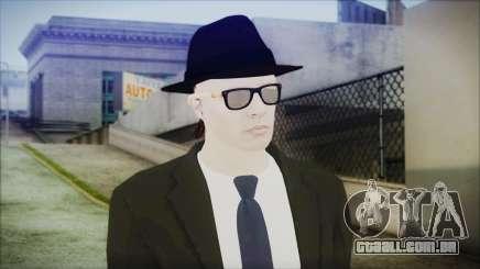 GTA Online Skin 49 para GTA San Andreas