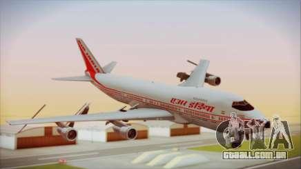 Boeing 747-237Bs Air India Kanishka para GTA San Andreas