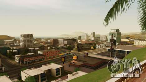 ENB by Robert v8.4 para GTA San Andreas