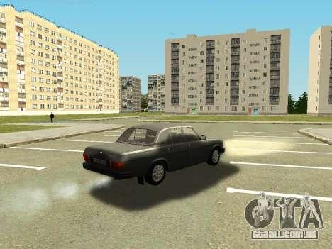 GAZ 31029 para GTA San Andreas esquerda vista