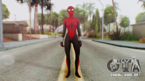 Marvel Heroes Spider-Girl para GTA San Andreas segunda tela