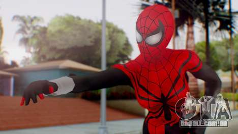 Marvel Heroes Spider-Girl para GTA San Andreas