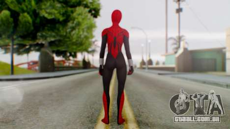Marvel Heroes Spider-Girl para GTA San Andreas terceira tela