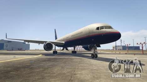 Boeing 757-200 para GTA 5