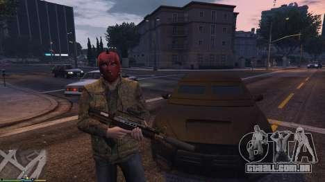 GTA 5 The Lifeinvader Heist oitmo screenshot