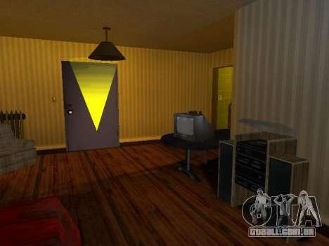 TV de bétula 37ТЦ-5141Д para GTA San Andreas terceira tela