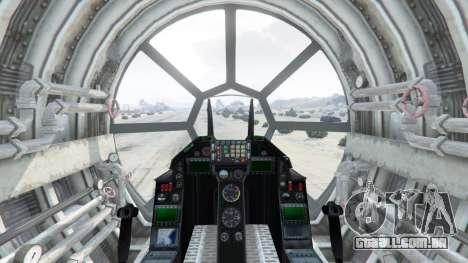 GTA 5 TIE Interceptor quinta imagem de tela