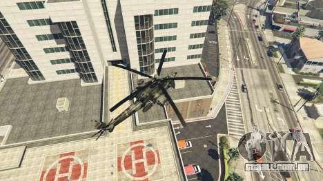 GTA 5 Mi-28 caçador de Noite oitmo screenshot