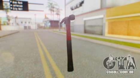 Vice City Hammer para GTA San Andreas