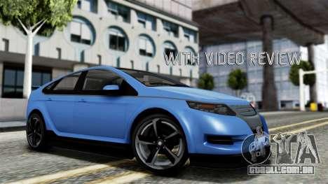 GTA 5 Cheval Surge para GTA San Andreas