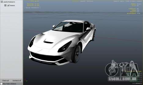 Ferrari F12 Berlinetta 2013 para GTA 5