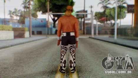 WWE HBK 3 para GTA San Andreas terceira tela