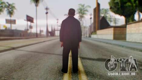 WWE Michael Cole para GTA San Andreas terceira tela