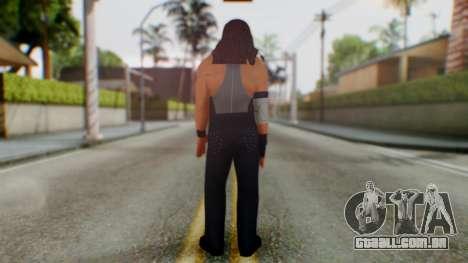 WWE Diesel 2 para GTA San Andreas terceira tela