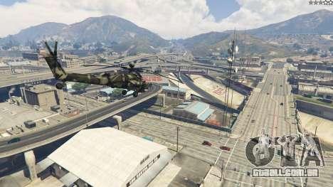 GTA 5 Mi-28 caçador de Noite sexta imagem de tela