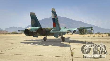 GTA 5 Su-33 sexta imagem de tela