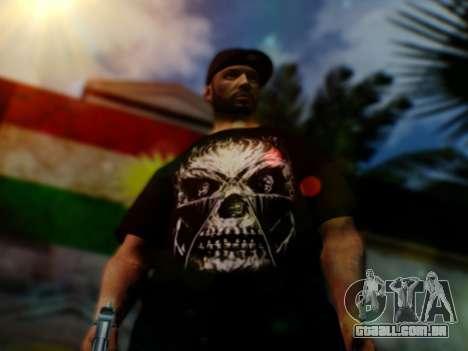PARA-H Gangsta13 para GTA San Andreas
