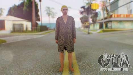 GTA Online Executives and other Criminals Skin 3 para GTA San Andreas segunda tela