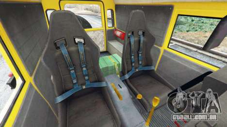 GTA 5 Land Rover Defender 90 1990 v1.1 vista lateral direita