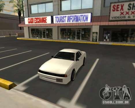 Elegy C35 para GTA San Andreas