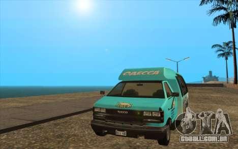 Iveco Custom Odessa para GTA San Andreas