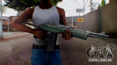 Vice City Ruger para GTA San Andreas terceira tela