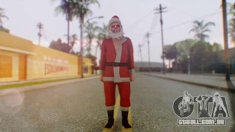 GTA Online Festive Surprise Skin 2 para GTA San Andreas segunda tela