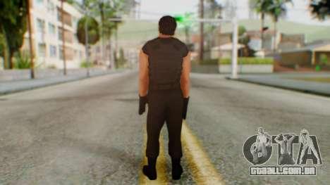 Dean Ambrose para GTA San Andreas terceira tela