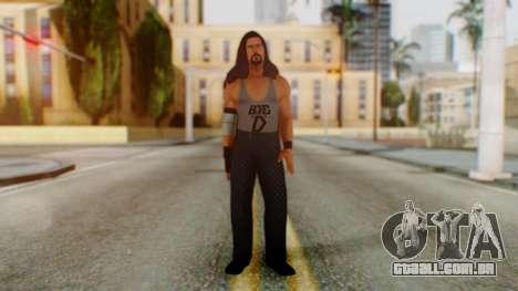 WWE Diesel 2 para GTA San Andreas segunda tela