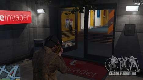 GTA 5 The Lifeinvader Heist sétima screenshot