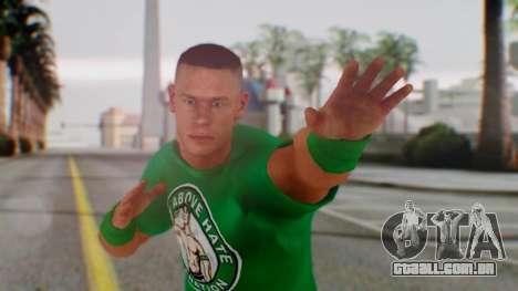 John Cena para GTA San Andreas