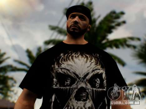 PARA-H Gangsta13 para GTA San Andreas terceira tela
