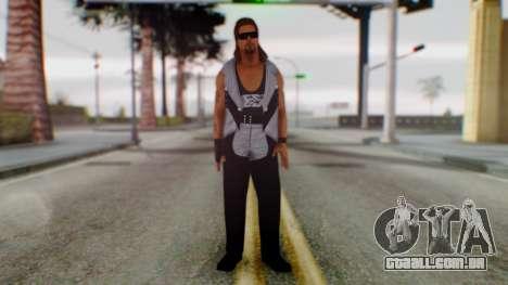 WWE Diesel 1 para GTA San Andreas segunda tela